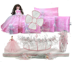 Quinceanera Flowers Special Package Set