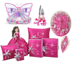 Butterfly Quince Package, QS-PBQP