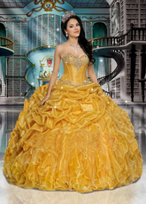 Quinceanera Dress # QPS27635