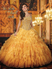 Quinceanera Dress # QPS27645