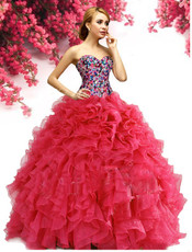 Quinceanera Dress # QSYYPJ0