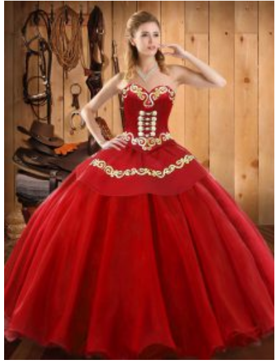 Quinceanera Dress  QSJQDDT2009002