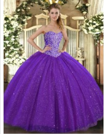 df454fdb42d Purple Quinceanera Dresses - Vestido de Quinceanera