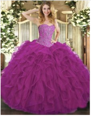 Quinceanera Dress # QSJQDDT1063002-2