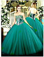 Quinceanera Dress  QSJQDDT1453002-1
