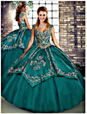 Quinceanera Dress QSJQDDT2135002