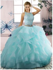Quinceanera Dress # QS1XYYWL04085-3