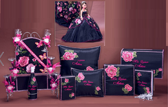 Charra Quinceanera Package, many colors available