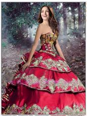 Quinceanera Dress # QSXBQD081PRT-1