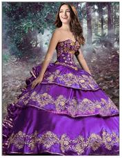 Quinceanera Dress # QSXBQD081PRT-2