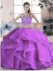 Lilac Quinceanera Dress QSJQDDT2071002-4