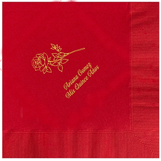 Rose Quinceanera Napkins, 100