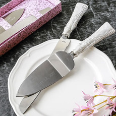 Princess - Cinderella Quinceanera Cake Server Set