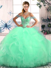 Green Quinceanera Dress QSJQDDT2072002-9