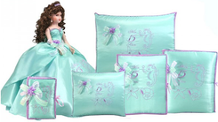Under The Sea Quinceanera Accessories Set, 6 items - many colors available.
