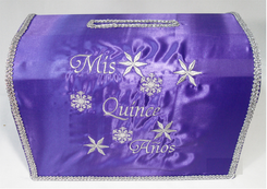 Snowflake Quinceanera Gift Box