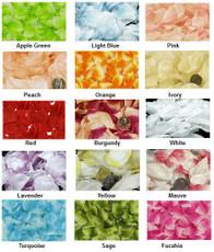 Rose Petals Bags -  15 Colors