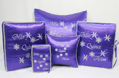 Winter Quinceanera Set, up to 7 pieces
