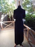 Black Off The Shoulder Maxi Dress
