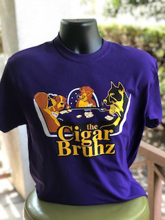 Omega Psi Phi - The Cigar Bruhz Shirt - A Greek Boutique Store