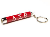 Delta Sigma Theta Key Torch Light Key Chain