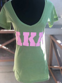 AKA_Green_T_Shirt