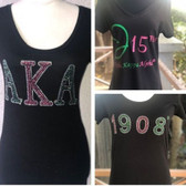 Alpha Kappa Alpha 3-Shirt Bundle