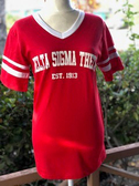 Delta Sigma Theta Short Sleeve Jersey