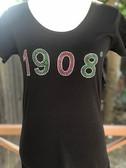 1908 Rhinestone Shirt