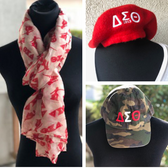 DST Hat and Scarf Package