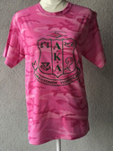 AKA Pink Camo Shirt