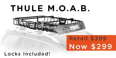 Thule moab cargo basket