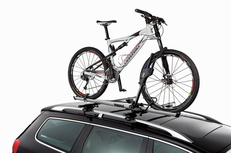 Thule Sidearm Upright Bike Mount