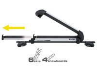 Inno Rail Slider II INA945