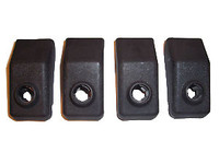 Thule 400 Tower 2nd Generation Lock Cover 8531388  - set of 4