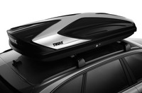 Thule Hyper XL 612 Cargo Box - mounted on SUV