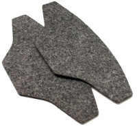 Yakima Felt Pads 8004080 - saddle pads for sweetroll and hullhound