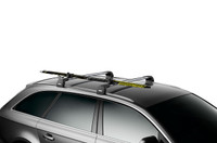 thule skiclick cross-country ski carrier