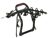 fullback three bike trunk rack