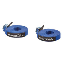 sportrack 15 foot universal tie down straps