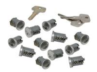 Yakima SKS Lock Cores, 12 Pack