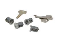 Yakima SKS Lock Cores, 4 Pack