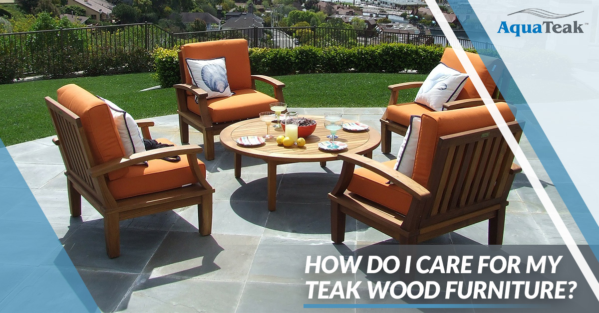 Teak Wood Is An Extremely Durable Wood That Can Easily Last A Lifetime.  However, As With Anything Else, It Will Look As Beautiful As Long As It  Lasts With A ...