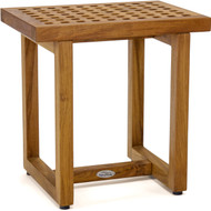 "The Original 18"" Grate™ Teak Shower Bench"