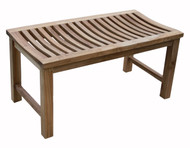 "Aqua Stratus™ 36"" Backless Bench"