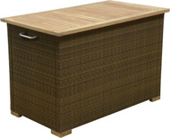 Aqua Lux Wicker Chest Box