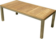 "Aqua Blend 82.5"" x 35.5"" Dining Table"