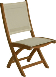 Aqua Sol Folding Side Chair