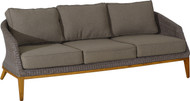 Aqua Trend Three-Seat Sofa
