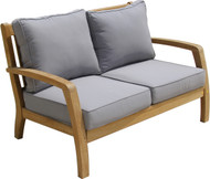 Aqua Zen Two-Seat Loveseat